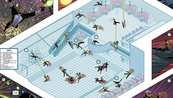 The New Marvel: 'Young Avengers'