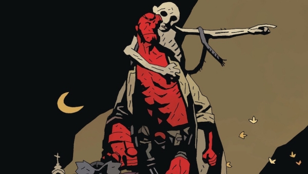 'Hellboy: The Complete Short Stories Volume 1' - Advance Trade Paperback Review