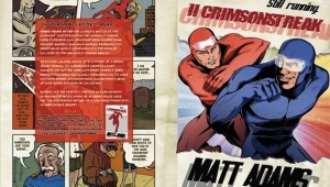'I, Crimsonstreak' and 'II Crimsonstreak' Book Reviews