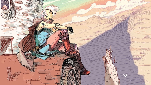 'The Spire #1:' Advance Comic Book Review