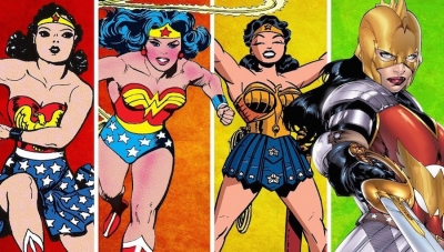 Wonder Woman Wednesday: Multiple Wonder Womans, Anyone?