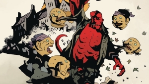'Hellboy: The Complete Short Stories - Volume 2' - Advance Trade Paperback Review