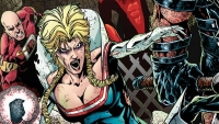 'Leaving Megalopolis: Surviving Megalopolis #1' – Advance Comic Book Review