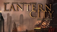 'Lantern City #12:' Advance Comic Book Review