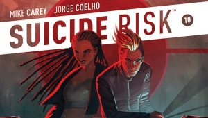 'Suicide Risk #10:' Advance Comic Book Review