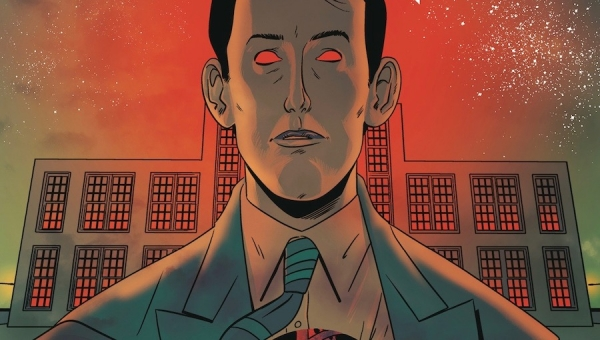 'Everything #3:' Advance Comic Book Review