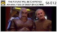 The Future Will Be Carpeted: An Analysis of 'Deep Space Nine (S6E12)'