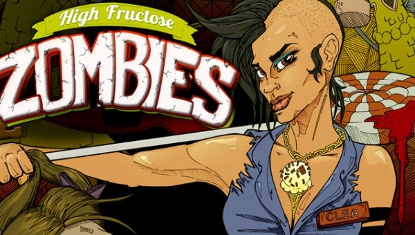'High Fructose Zombies #1-3:' Comic Book Review (Canceling the Sugarpocalypse)