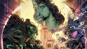 'The Unicorn and the Fox #2-3:' Comic Book Review
