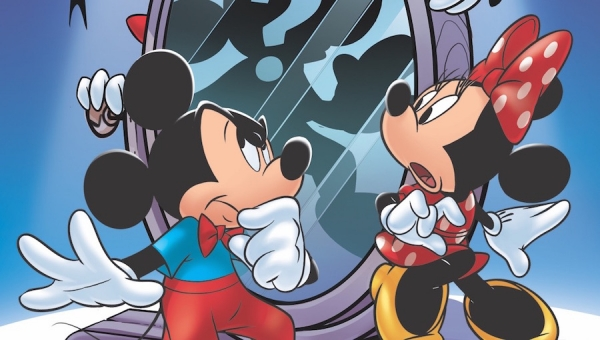 'Mickey Mouse: The Quest for the Missing Memories' - Trade Paperback Review