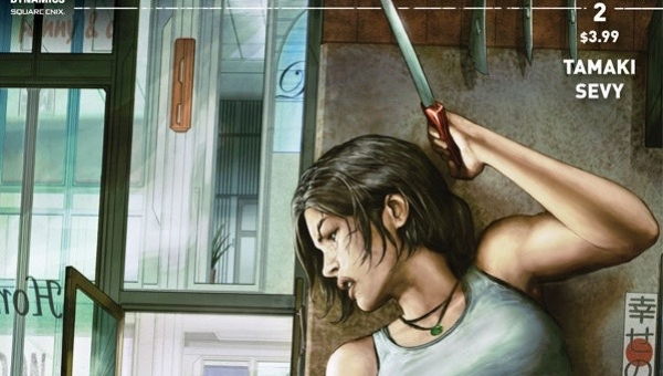 'Tomb Raider #2:' Advance Comic Book Review