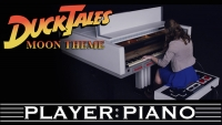 Player:Piano Announces New 'DuckTales' Music Video (Woo Oo!)