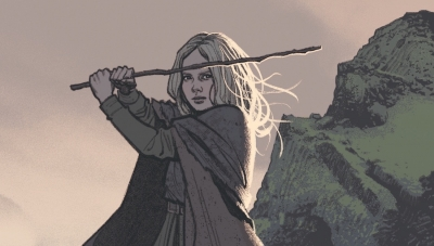 Fanbase Press Interviews Brian Wood and Mack Chater on the Creator-Owned Series, 'Sword Daughter'