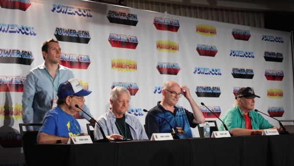 Power-Con 2018: Creating the Stories of Filmation 'He-Man'