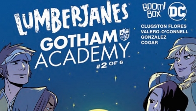 'Lumberjanes / Gotham Academy #2:' Comic Book Review