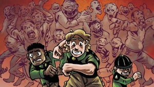 'Junior Braves of the Apocalypse: Volume 1' - Trade Paperback Review