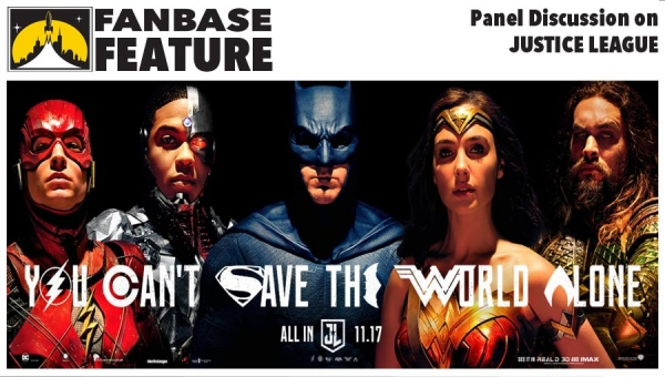 Fanbase Feature: Panel Discussion on 'Justice League'
