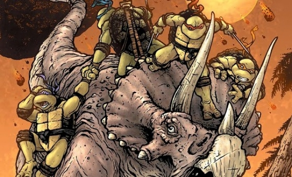 'TMNT: Turtles in Time' – TPB Review