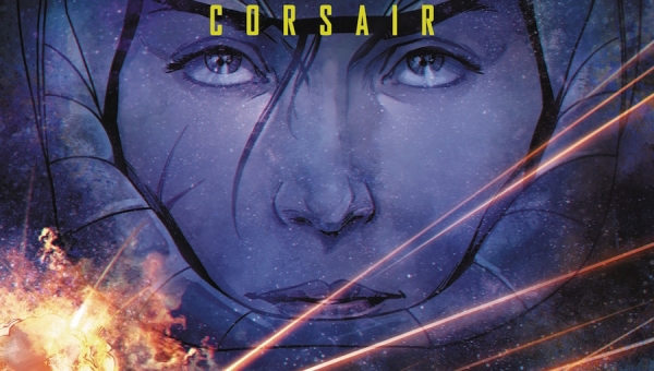 'The Lost Fleet: Corsair #2' - Comic Book Review