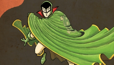 'The Shadow Hero #6: Enter the Green Turtle' – Advance Comic Book Review