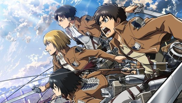 'Attack on Titan: Season One' - Audio Review (Part 5)