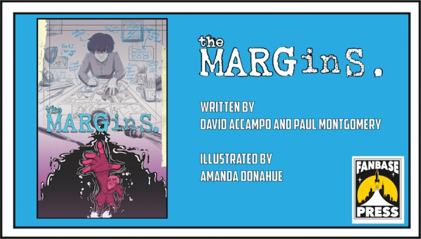 Fanbase Press Plumbs the Depths of Creativity in 'The Margins'