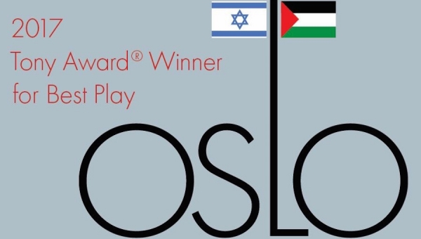 Fanbase Press Interviews André Sogliuzzo on the LA Theatre Works Production of 'Oslo'