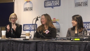 Long Beach Comic Expo 2016: Celebrating Women in Comics - Panel Coverage