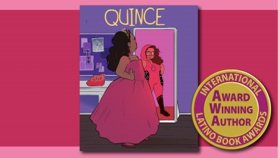 Fanbase Press' 'Quince: The Definitive Bilingual Edition' Takes Home 2nd Place Win in 2020 International Latino Book Awards