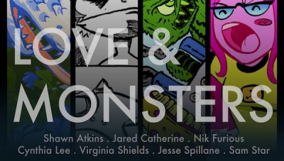 How Song Can Complete the Page: Music and Stories of 'Love & Monsters'