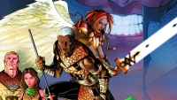 'Monomyth #1:' Comic Book Review (Sympathy for the Devil)