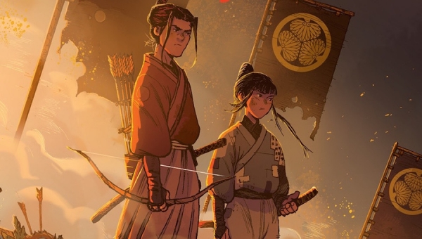 'Ronin Island #1:' Advance Comic Book Review