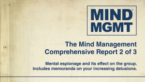 'Mind MGMT Omnibus Part 2:' Trade Paperback Review