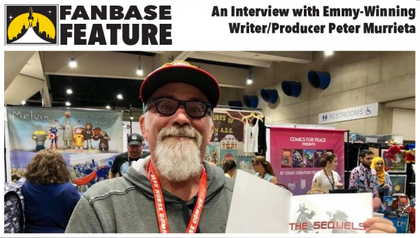 Fanbase Feature: An Interview with Emmy-Winning TV Writer/Producer Peter Murrieta