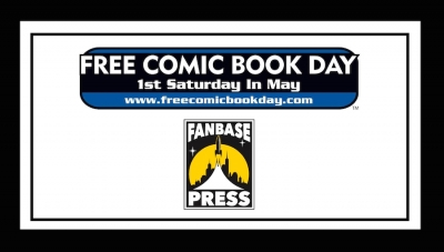 Celebrate Free Comic Book Day 2019 with Fanbase Press at Hi De Ho Comics