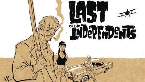 'Last of the Independents:' Advance Graphic Novel Review
