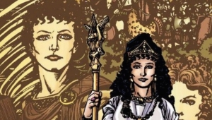 Wonder Woman Wednesday: 'The Crown'