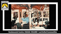 Fundamental Comics: 'Fables Volume 1' and Exiled Communities