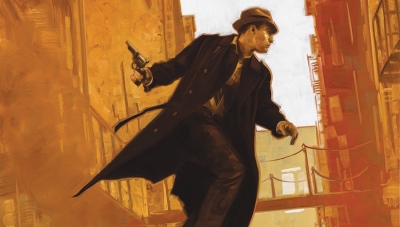 Fanbase Press Interviews Christopher Golden on 'Joe Golem: Occult Detective - The Outer Dark' from Dark Horse Comics