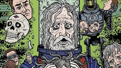 'Colonel Weird: Cosmagog #2' - Advance Comic Book Review