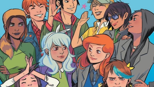 'Lumberjanes / Gotham Academy #5-6:' Comic Book Review