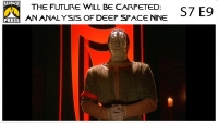 The Future Will Be Carpeted: An Analysis of 'Deep Space Nine (S7E9)'
