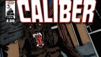 'Caliber #3:' Comic Book Review (Thrown to the Werewolves)