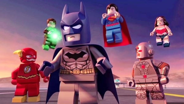 SDCC 2015: Writer Jim Krieg and Producer Brandon Vietti on 'LEGO Justice League'