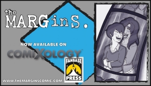 'The Margins' Is Now Available on ComiXology