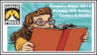 Fanbase Press' Holiday Gift Guide 2019: Comics & Books