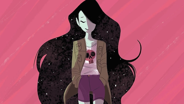 'Adventure Time: Marceline Gone Adrift #4' - Advance Comic Book Review (On an Emotionally Wrought Quest for Forgiveness)