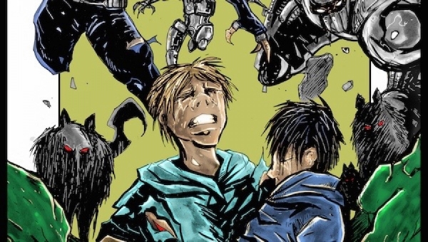 'Ch05En: Grizz Volume 2' - Advance Trade Paperback Review