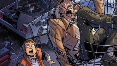 'Back to the Future #7:' Comic Book Review