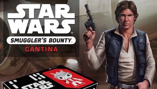 Stagedork83 Secretly Unveils Star Wars: Smuggler's Bounty (The Cantina)